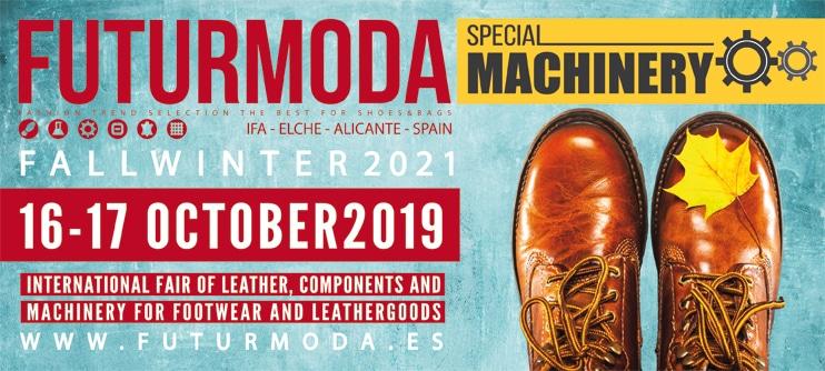 16 and 17 October, Comerplast be in FUTURMODA.