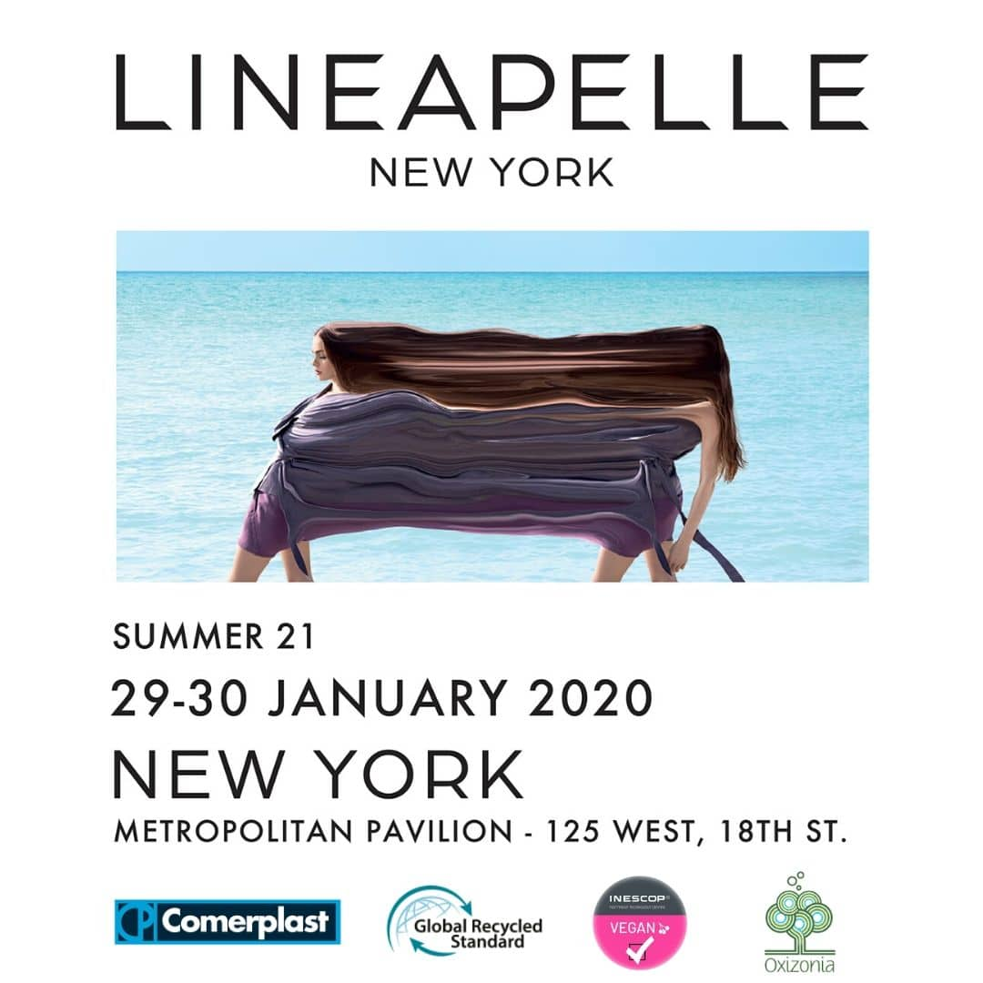 LINEAPELLE NEW YORK 29-30 Enero 2020